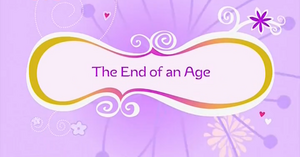 End of an Age