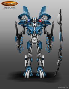 TransformersROTFGame ProtectobotSniper