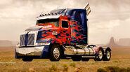 Optimus Prime - Western Star semi-truck