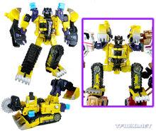 PCC-toy Sledge