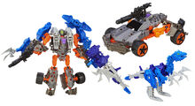 ConstructBots DinobotWarrior Lockdown