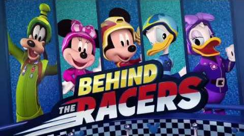 Mickey And The Roadster Racers - ESPN Behind The Racers-0