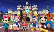 Mickey and the Gang Mii Photos
