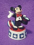 Mickey figurine