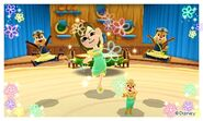 Chip Dale Clarice and Mii Photos