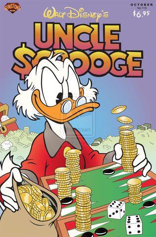 File:Scrooge mcduck comic cover by kcainx-d2z0dkp.jpg