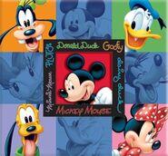 Mickey & Friends Album 12X12