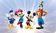 Here's Mickey and Friends