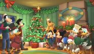 Mickey twice christmas