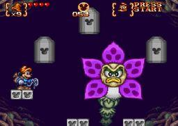Magical Quest 3 - boss 2