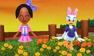 DMW2 - Daisy Duck Flowers