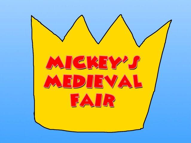 File:Mickey's Medieval Fair TC by Hornean.jpg
