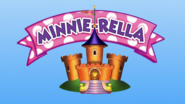Minnie-rella Title Card