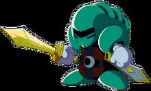 Blade Knight Male