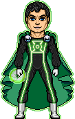 GreenLantern Mon-El Valor LarGand RichB