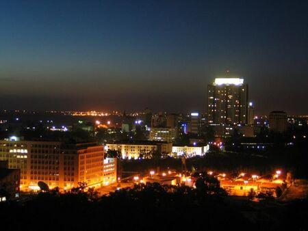 Nueva Buenos Aires de Noche