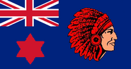 2nd National Flag of Seminole