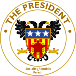 Seal of the President of Perejil
