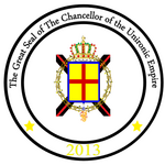 Great Seal of The Chancellor of the Unironic Empire
