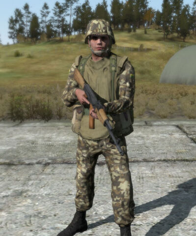 File:Westlandic soldier new uniforms concept.jpg