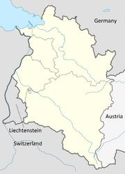 VorarlbergMap