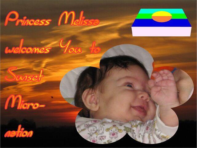 File:Princess Melissa welcomes You.jpg