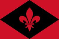Flag of the Empire of Skywalkistan