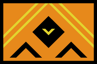 Flag of Kazakh