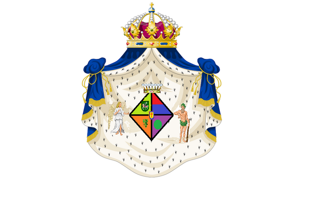 File:Coat of arms Delaney,Princess Imperial.png