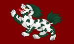 Snowlion Banner