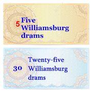 Five an twenty five WLD