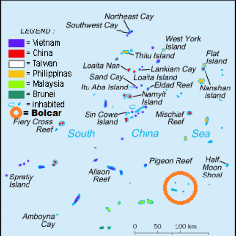 Bolcar pacific claims.