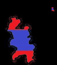 Flag Map of Derskovia