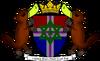 Qootärlænt coat of arms
