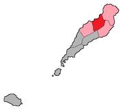 Municipalities KO 6