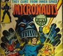 Micronauts, Vol. 1, No. 1