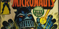Micronauts, Vol. 1, No. 1