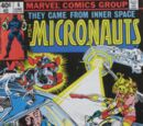 Micronauts, Vol. 1, No. 6