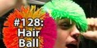 5x026 - Plastic hair ball