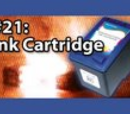 2x003 - Ink cartridge