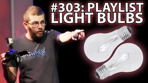 Bx003 - Two Light Bulbs at Playlist Live