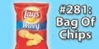 10x011 - Bag of Chips