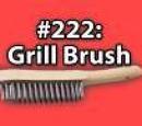 8x009 - Grill Brush