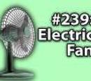 8x026 - Electric Fan