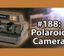 7x022 - Polaroid camera