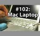 4x027 - Mac laptop