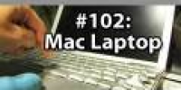 4x027 - Mac laptop