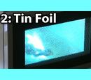 1x002 - Tin foil