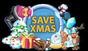 SaveXmasLogo