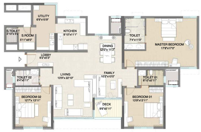File:3bhk-floorplan big.jpg